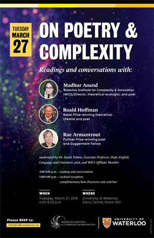 Poetry and Complexity poster
